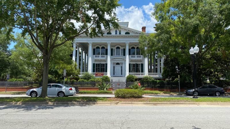 Bellamy Mansion closed through Phase 2