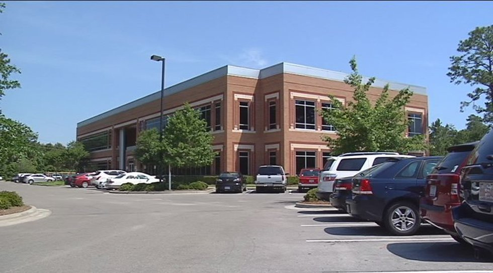 CastleBranch is located at 1844 Sir Tyler Drive. (Source: WECT)