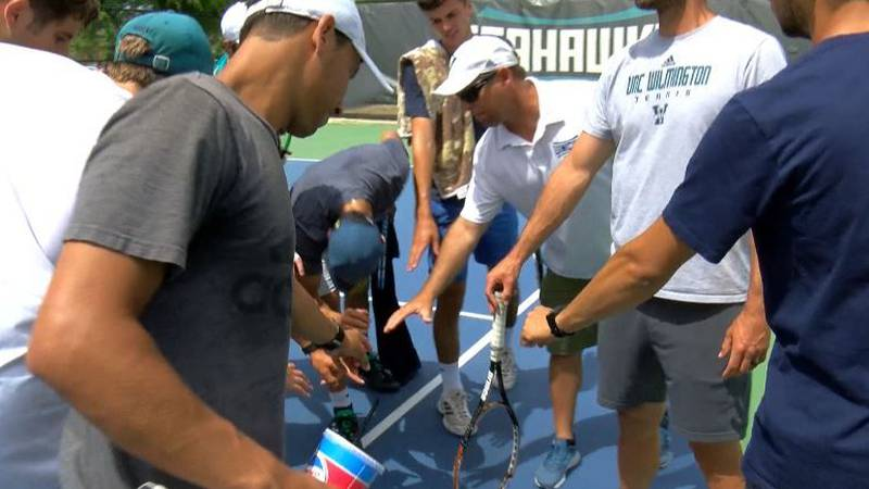 UNCW men's tennis recruiting class ranked as one of the best (Source: WECT)