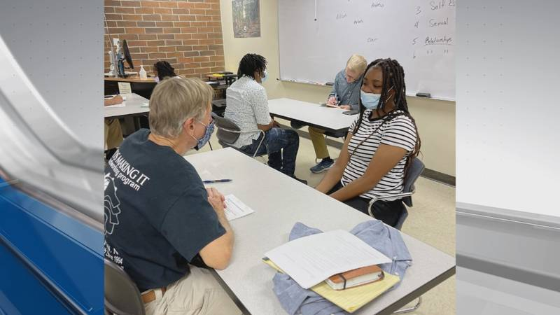 A summer jobs program sets up students for success. (Source: Voyage of Wilmington)