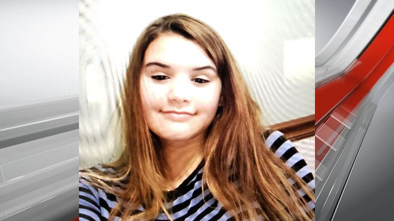 Bella Pierce, 16, is 5-foot 9-inches tall and about 150 pounds with brown hair and brown eyes.