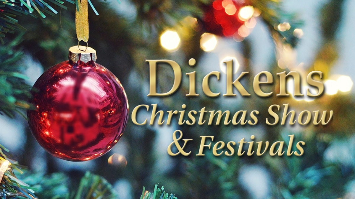 Dickens Christmas Show Giveaway 11/6/19