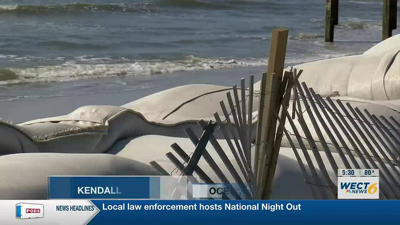 Ocean Isle Beach poised to begin construction on terminal groin after lobbying, lengthy legal...