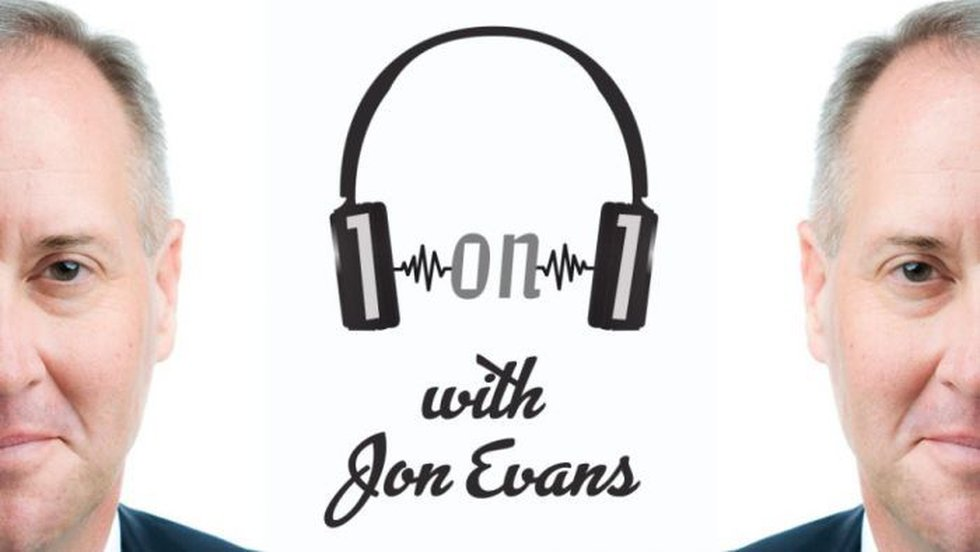 """Listen to previous episodes of the """"1on1 with Jon Evans"""" podcast with guests including Orlando..."""