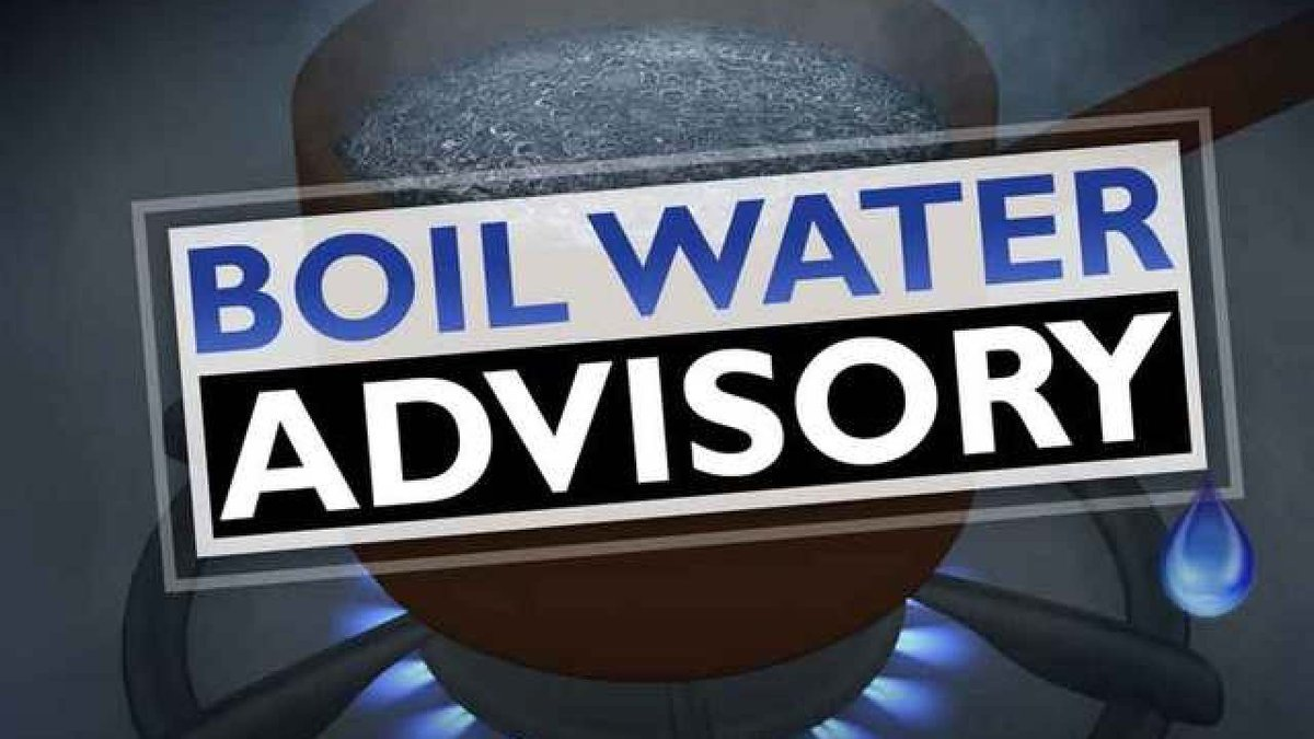 A precautionary boil water notice has been issued for certain areas in Wellington.