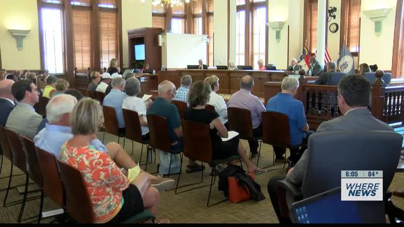 New Hanover County Commissioners approve $457 million budget