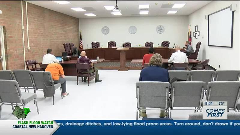 Pender Co. Board of Education votes to make masking optional