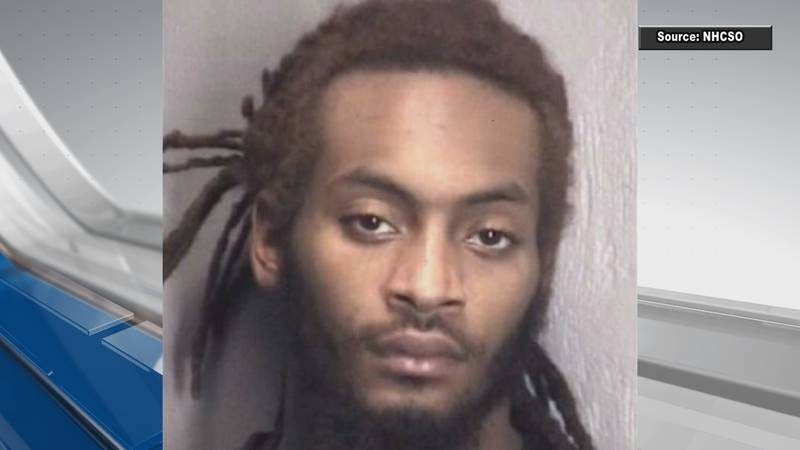 Titus Lee (Source: New Hanover County Sheriff's Office)