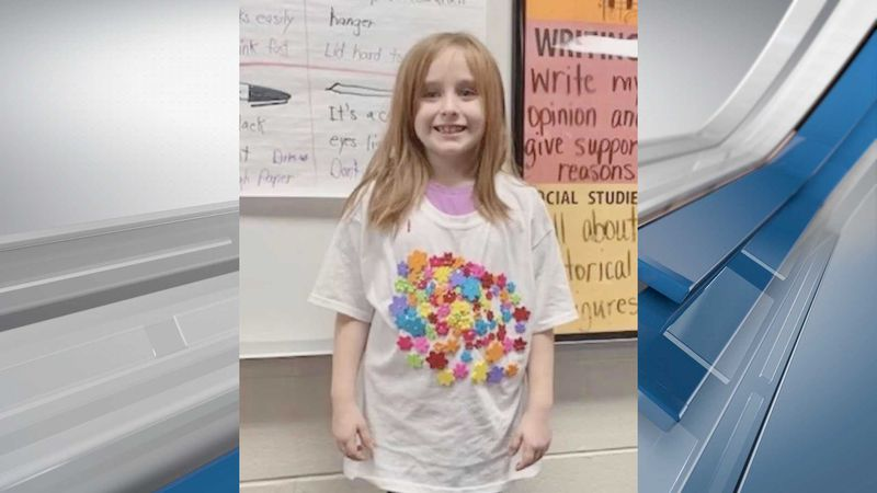 Faye was a first grader at Springdale Elementary in Lexington County. She was well loved.