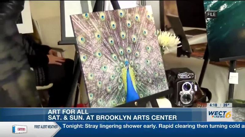 Art for All returns to give artists a boost