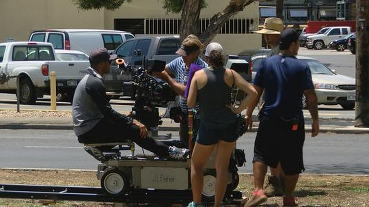 GF Default - Feature film selects Wilmington as its filming location