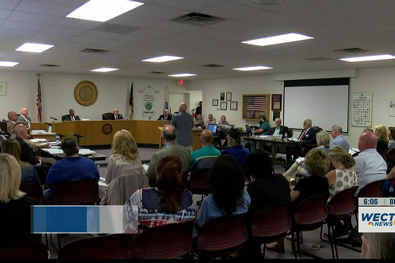 Columbus County officials not releasing details of fund balance
