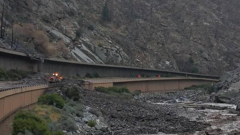 Glenwood Canyon I-70 Closure 07/29-07/30