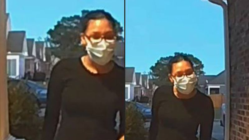 The NHCSO is in need of some help identifying this woman who they say is connected to a fraud...