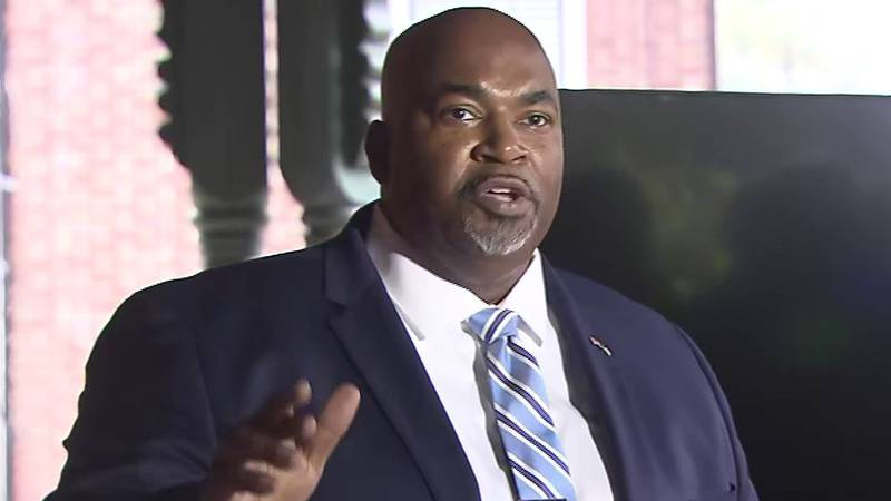 The lt. governor on Tuesday said he would not resign.