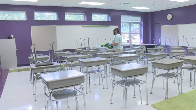 Brunswick County Back to School