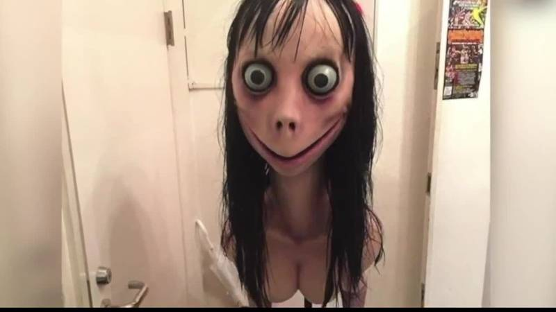 Japanese doll that inspired the 'Momo' challenge