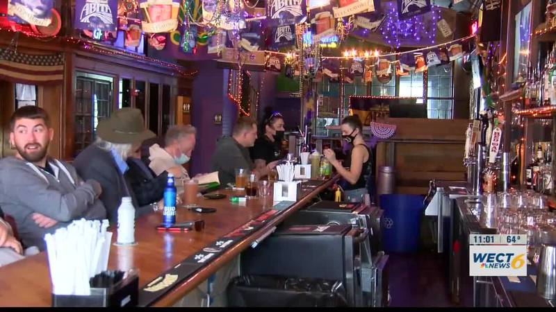 Downtown Wilmington prepares for Gov. Cooper's new executive order