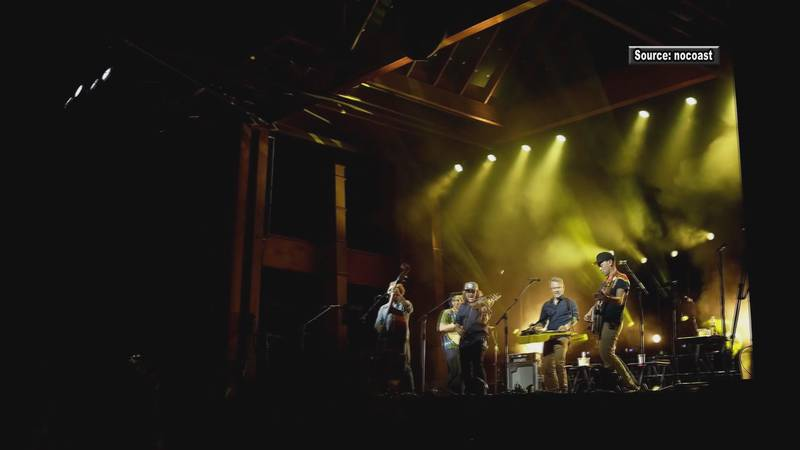 The Infamous Stringdusters are coming to Greenfield Lake Amphitheater (Source: nocoast)