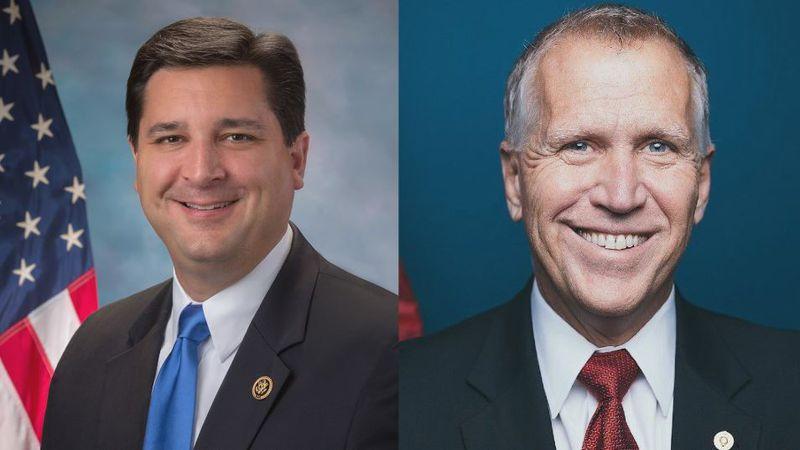 Rep. David Rouzer (NC-7) and Sen. Thom Tillis, both Republicans from North Carolina, are on...