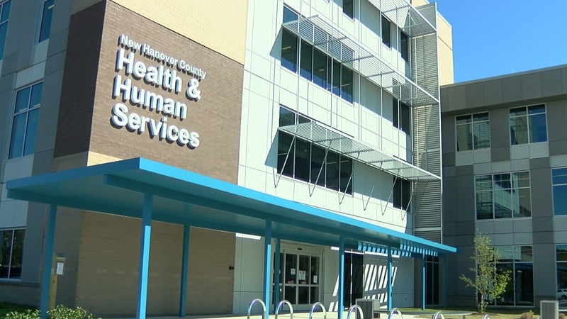 New Hanover County DHHS