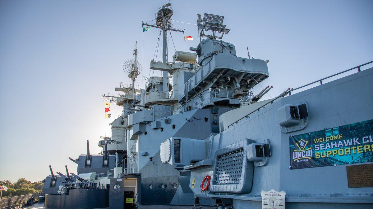 Battleship Wilmington North Carolina