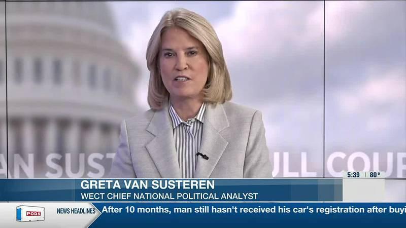 Jon Evans interviews Greta van Susteren about Infrastructure bills and national debt
