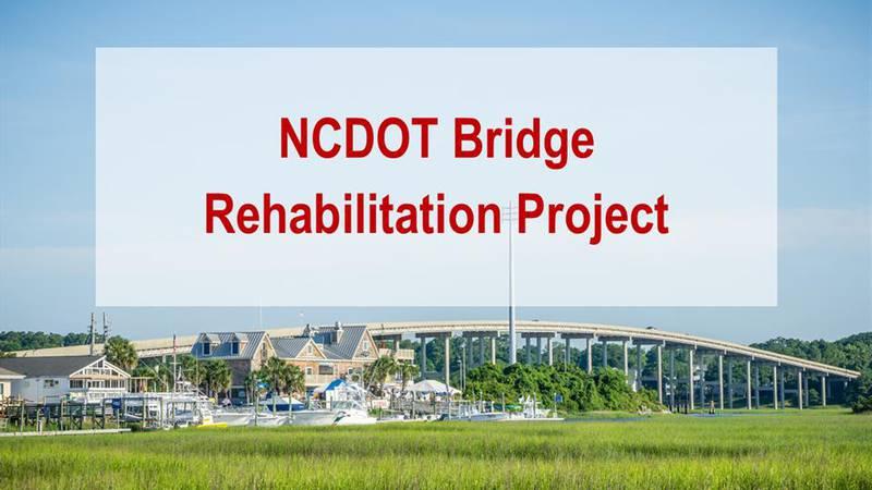 Ocean Isle Bridge work begins Sunday, will last until Spring 2022
