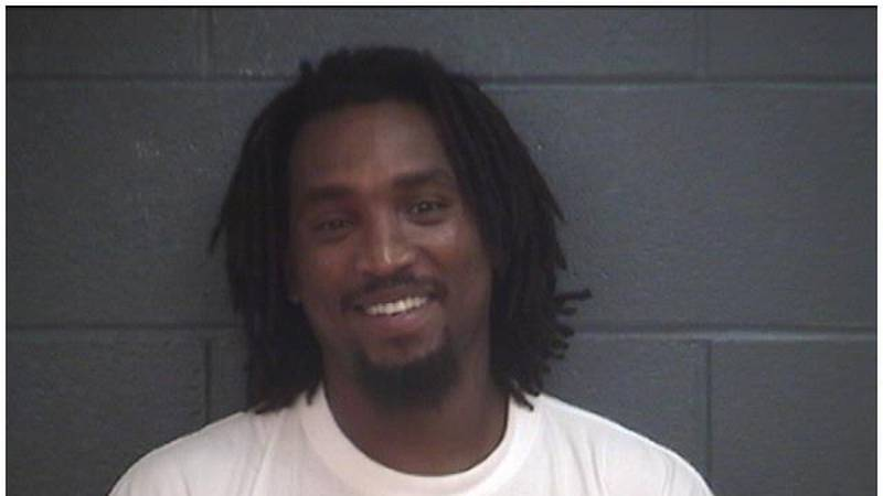 The Pender County Sheriff's Office are searching for this suspect, Jamie Dante Coleman, in...