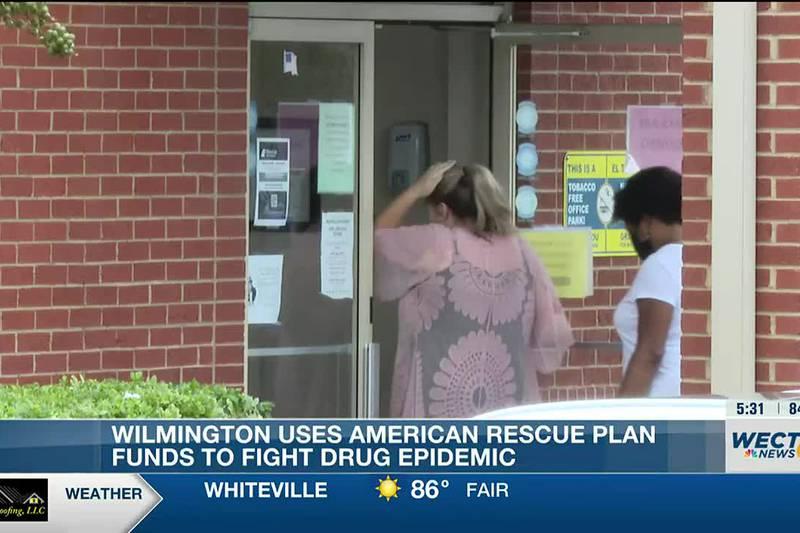 Wilmington invests $100,000 for Coastal Horizons' Quick Response Team