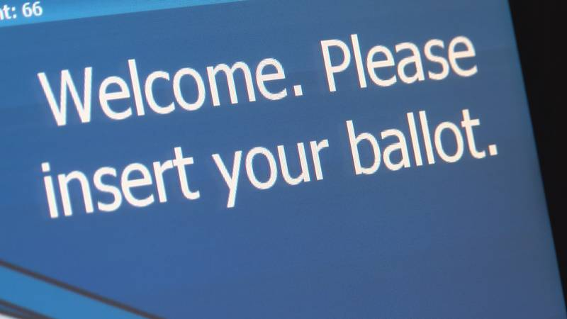 Voting machine reliability in NC brought up as concern after issues with similar machine model