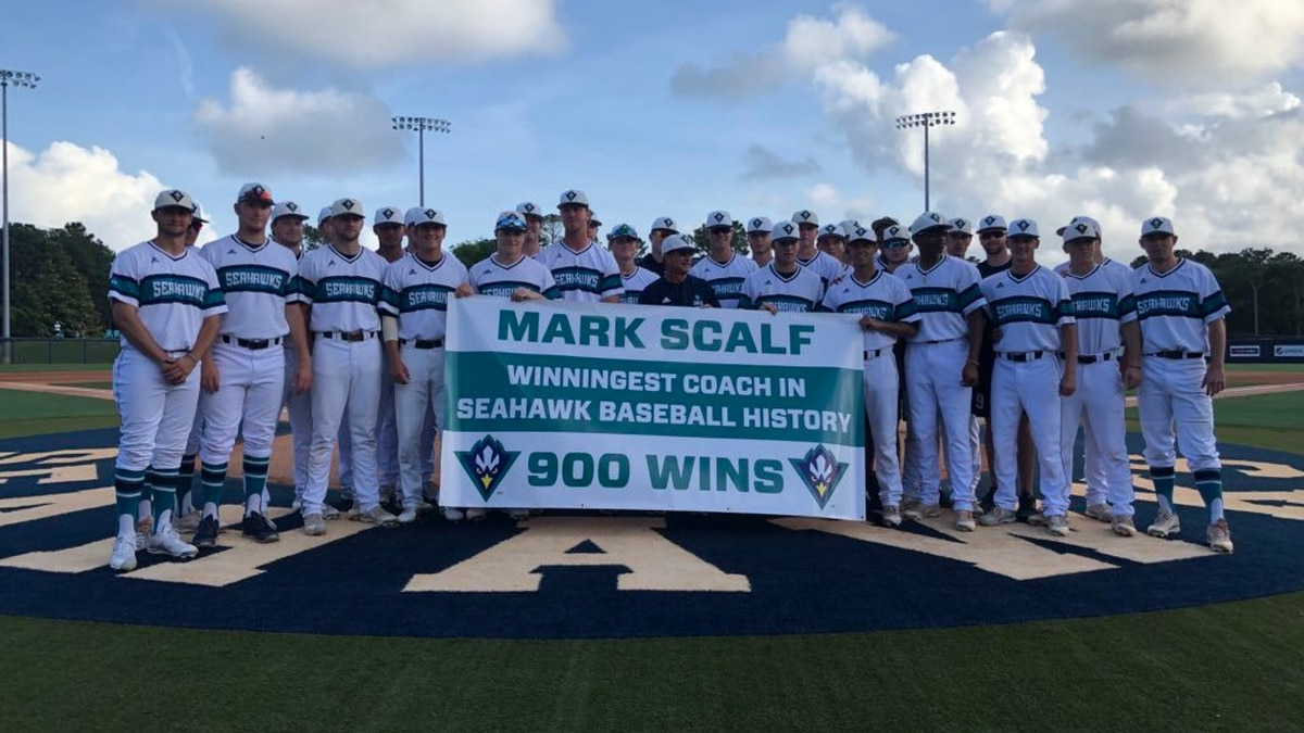 The Mark Scalf coaching era came to an end on Saturday as UNCW fell to Tennessee (Source: UNCW...