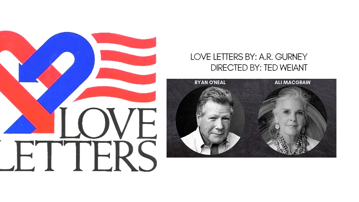 Love Letters Ticket Giveaway 9/23/19