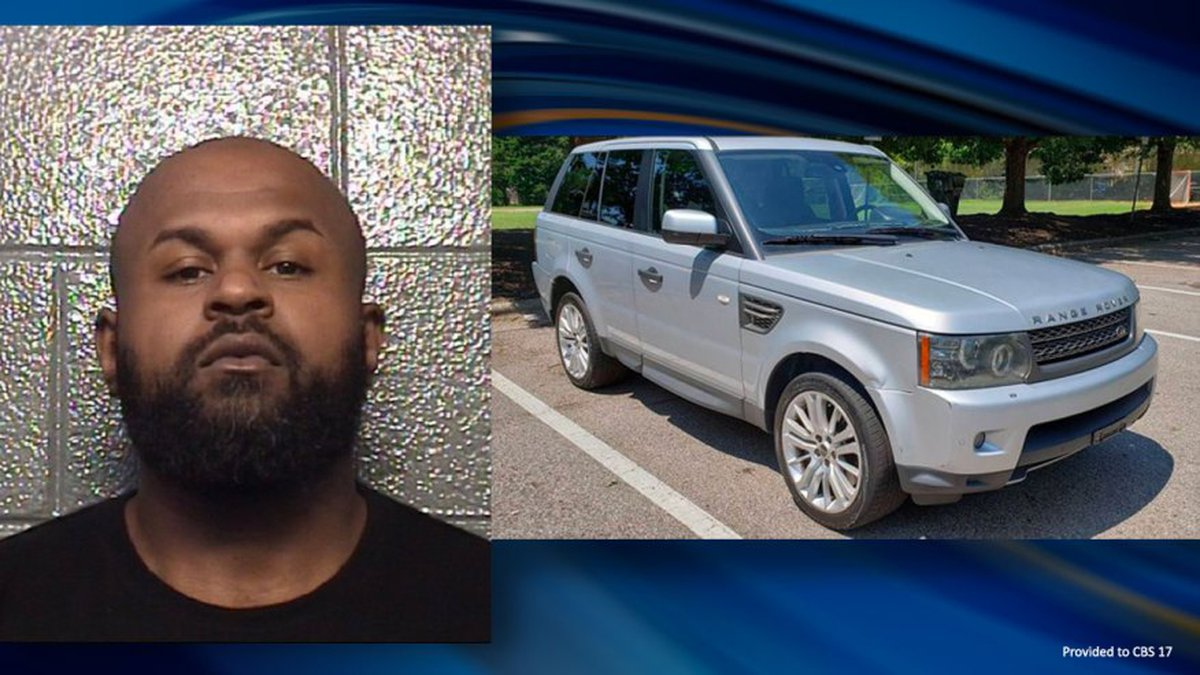 Justin Fernando Merritt, of Danville, Virginia, was arrested Monday in relation to the...