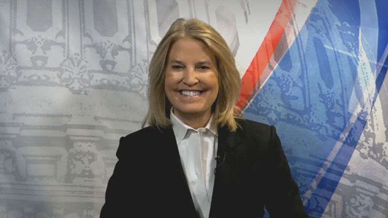 """Greta Van Susteren, Chief National Political Analyst for WECT and the host of """"Full Court..."""