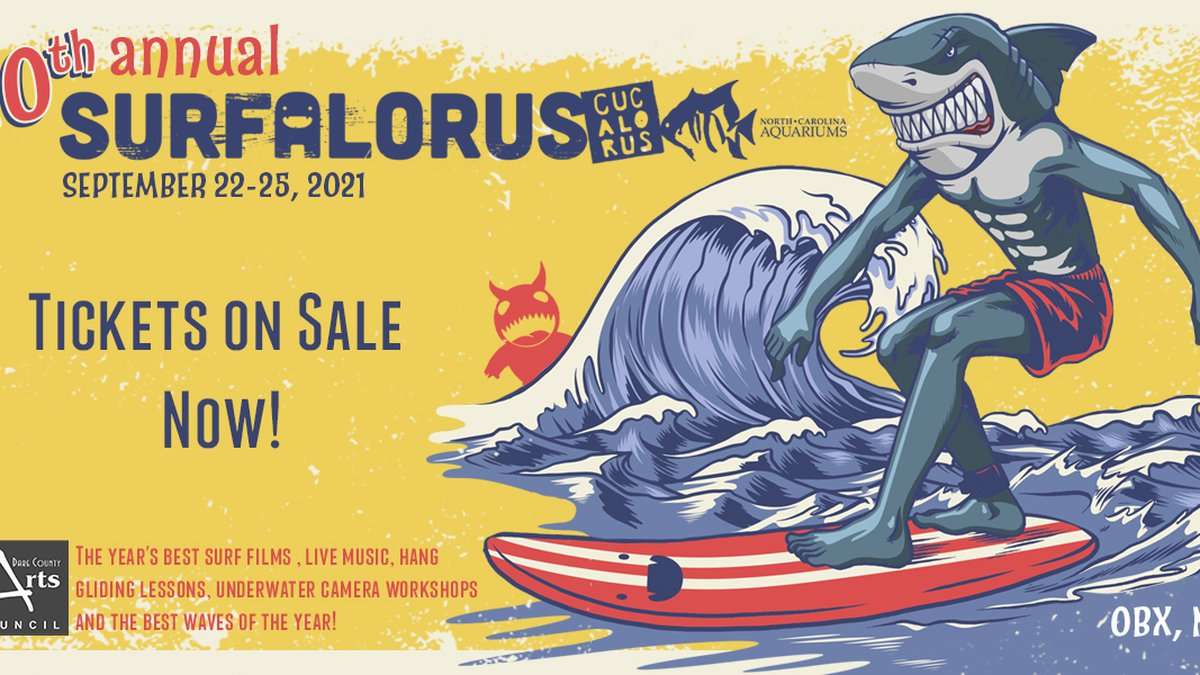 Take in four days of film, music and surf at the Surfalorus Film Festival (Source: Surfalorus)