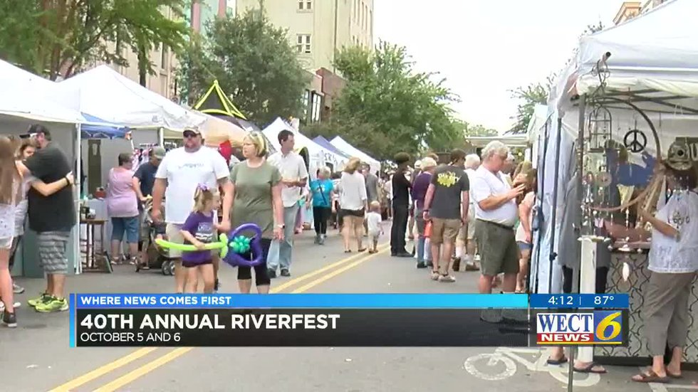 Riverfest will fill downtown Wilmington with family fun
