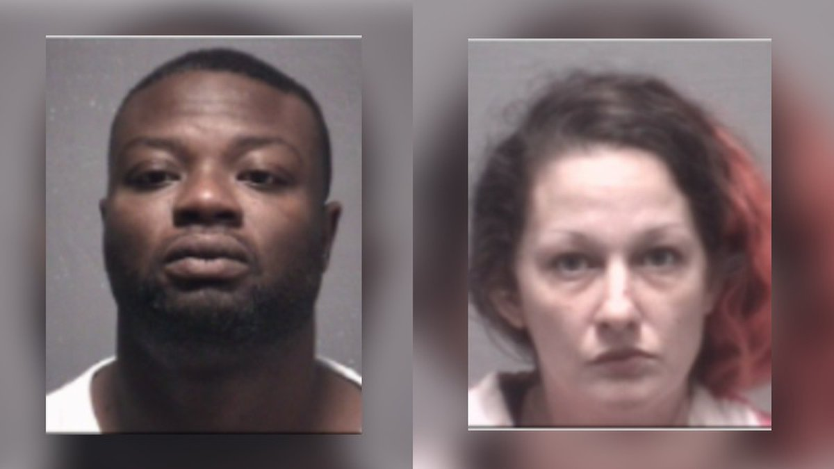 Officers arrested 40-year-old Kevin Holt and 35-year-old Brandy Nicole Southard for...