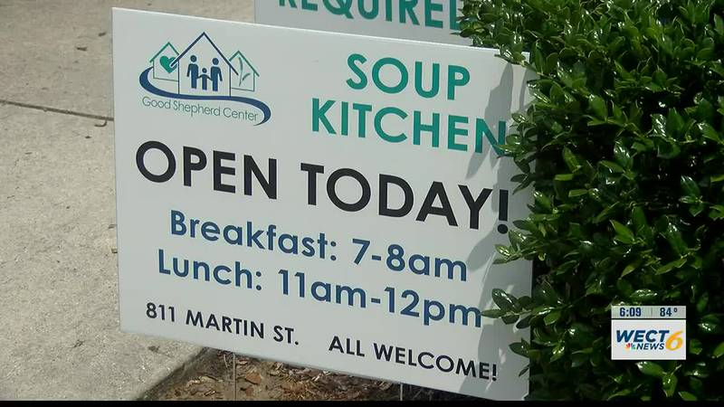 Good Shepherd Center reopening Soup Kitchen and Day Shelter