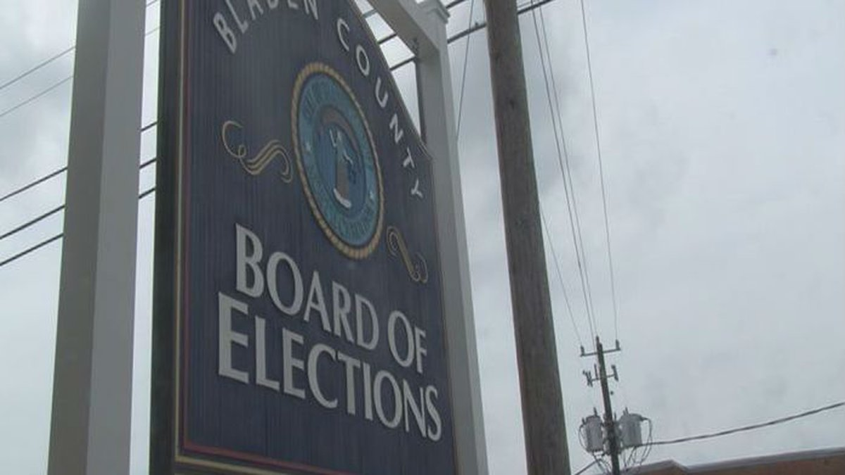 The Bladen County Board of Elections is spreading the word about a new North Carolina voting...