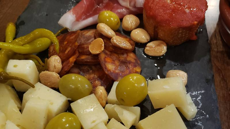 Tapas, sangria and fun with friends when you visit Mariposa Tapas Bar in Wilmington, NC.