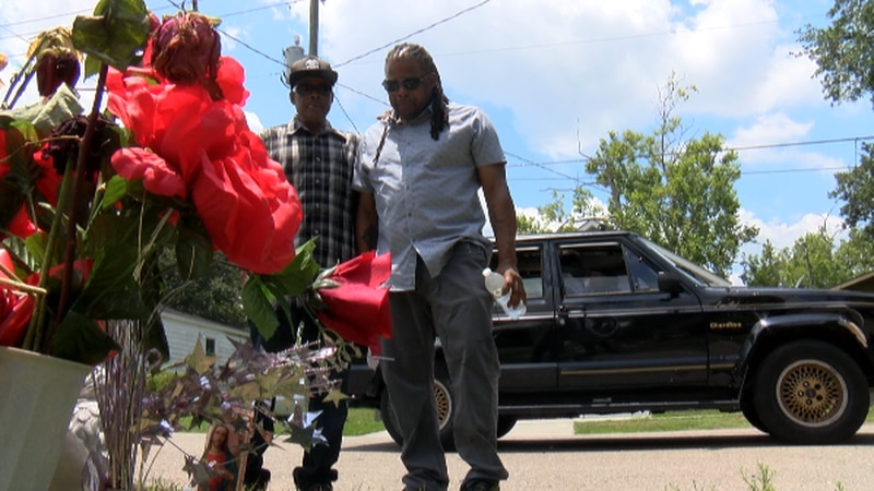 The family of a 20-year-old shot and killed on South 11th Street Wednesday want changes in the...