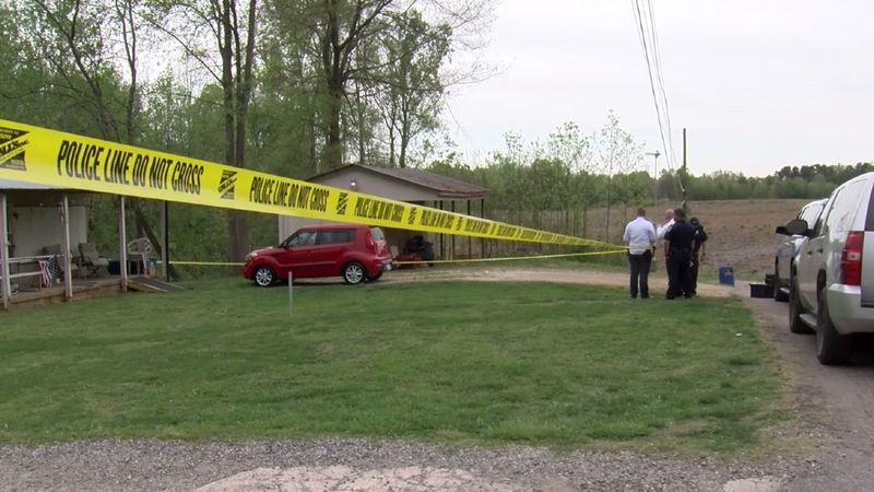 The home invasion happened before 9 a.m. at a home on 38th Street NW, near Cape Hickory Road,...
