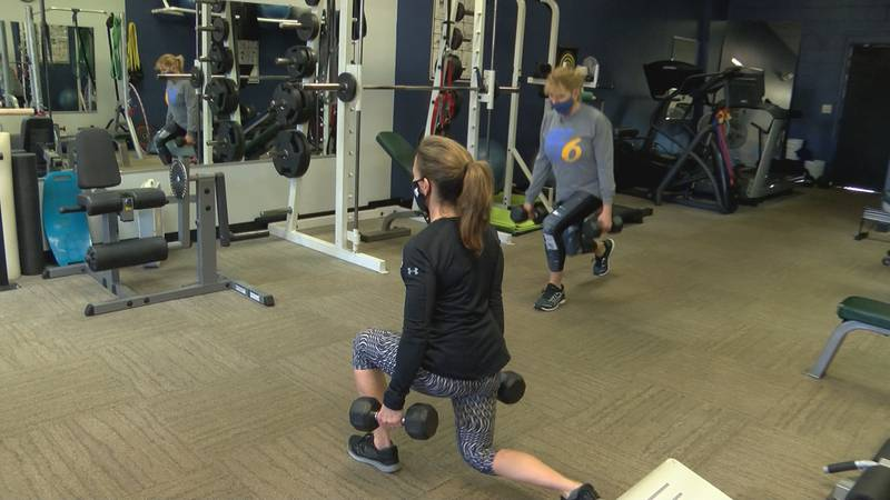 Get Fit With 6: March Challenge