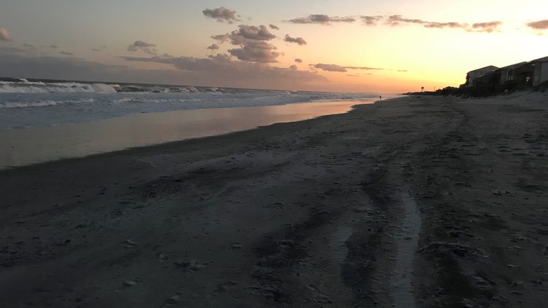 A 62-year-old man has died Wednesday after he was pulled from the ocean.