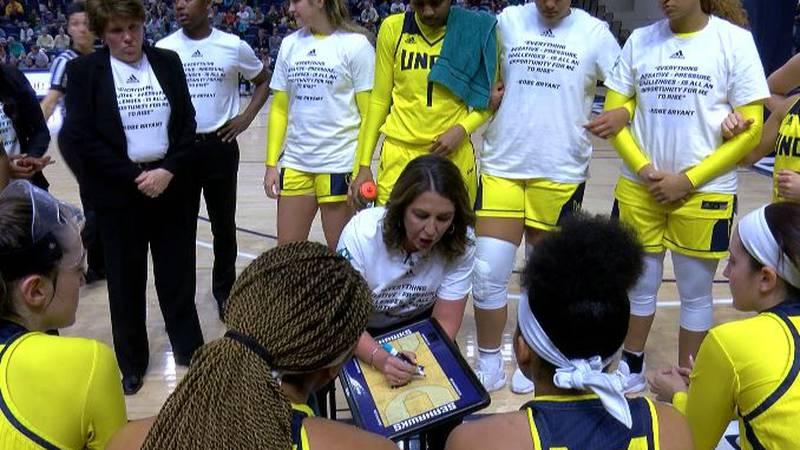 UNCW women's basketball