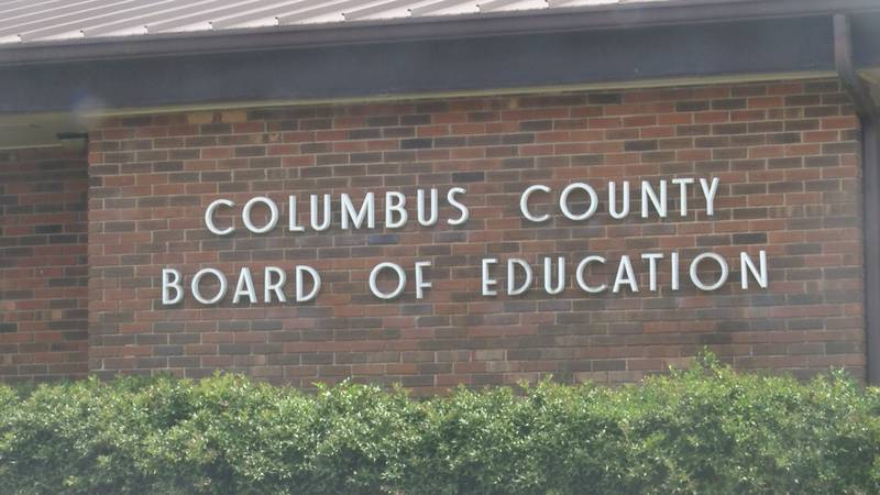 Columbus County Board of Education