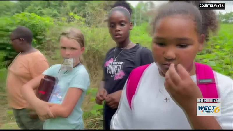 Young Scientists use research to tackle Wilmington problems
