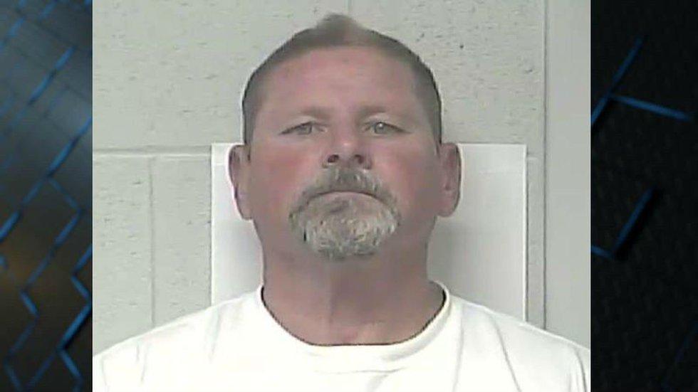 David Wayne Gore (Source: Bladen Co. Sheriff's Office)