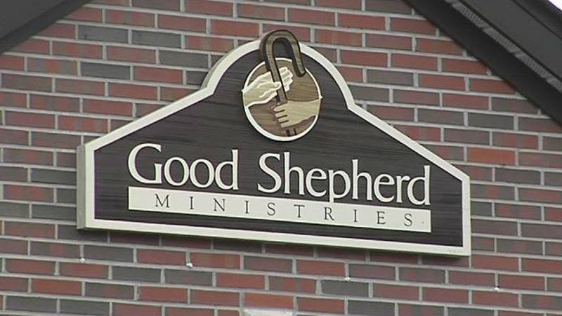 The Good Shepherd Center in Wilmington provided 400 food and 400 non-food boxes to families who...